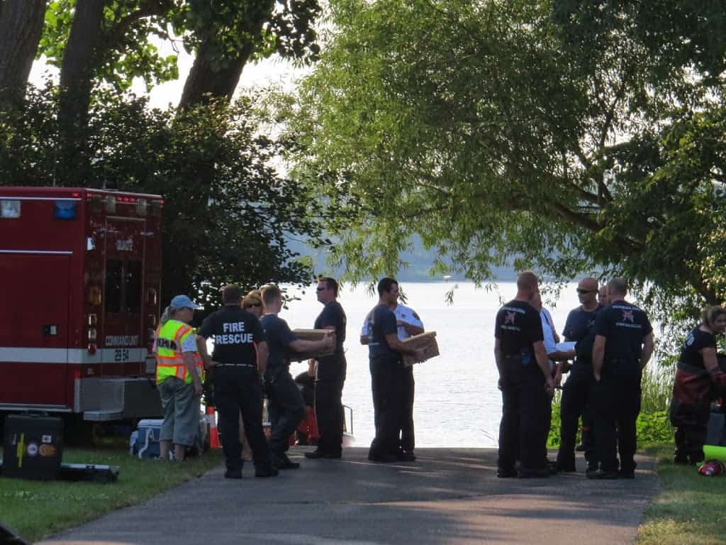 UPDATE: Body Recovered in MABAS 2nd Alarm Water Rescue on Mainsail Drive in Third Lake
