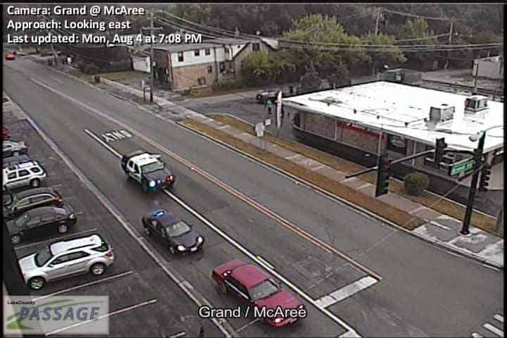 Multiple Accidents With Injuries at McAree Rd & Grand Ave in Waukegan