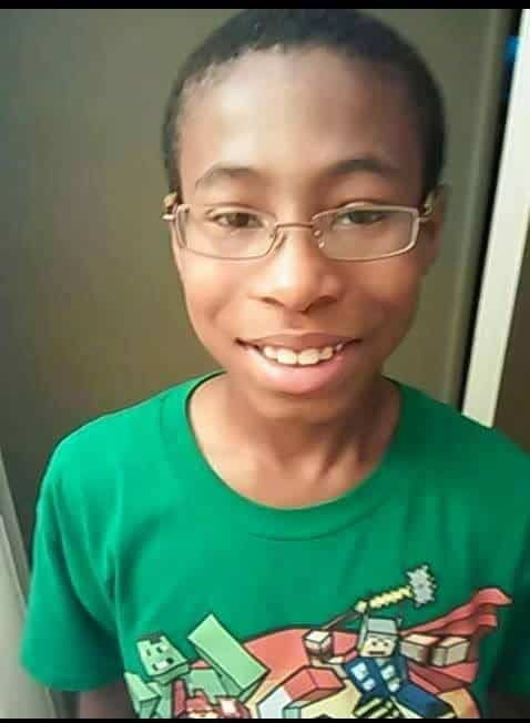 Missing child Latrell Brewton