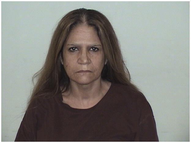 Suspect Vickie V. Orsini-Harvey