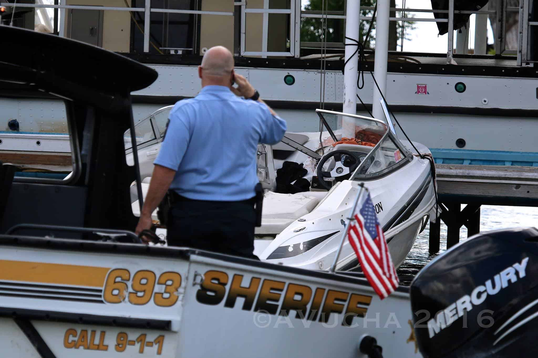 Update: Port Barrington man dead after boating crash near Cary