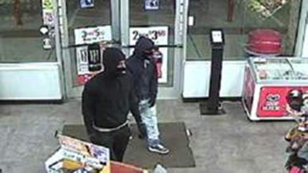 Highland Park gas station robbed at gunpoint