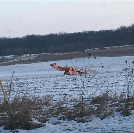 Marengo plane crash victim identified as Robert Sherman