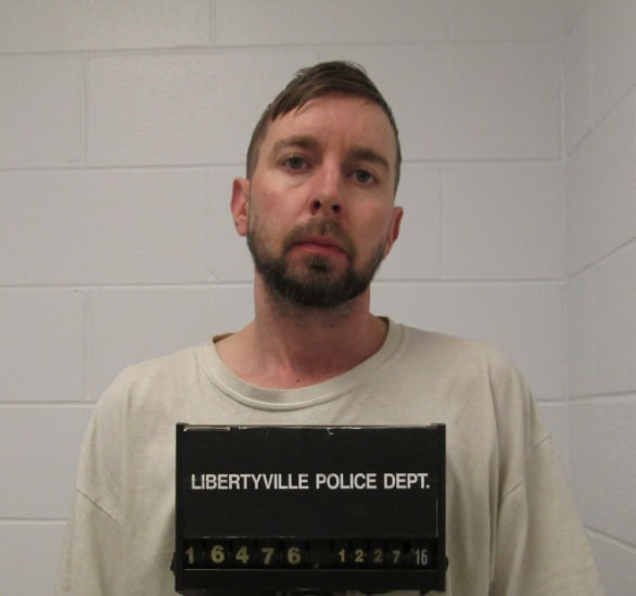 Man charged with murder of man found shot in car in Libertyville