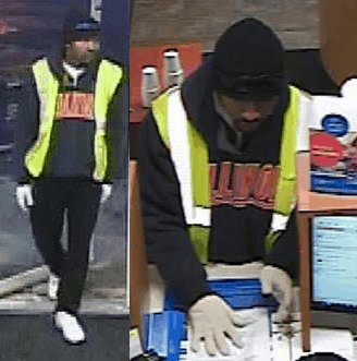 Bank robbed in Waukegan