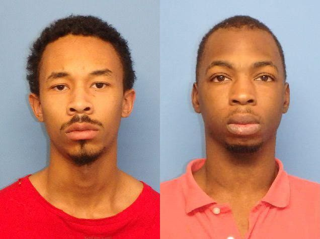 Pair charged with Waukegan armed robberies