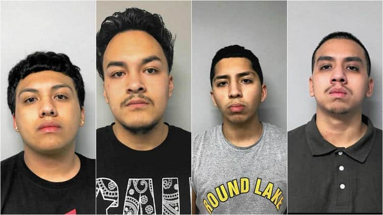 4th suspect charged after 15-year-old boy shot in Round Lake Beach