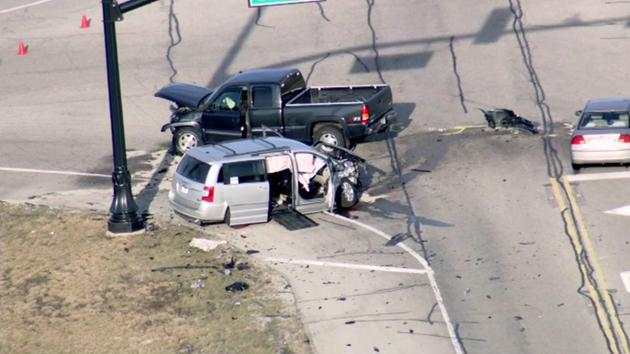77-year-old man killed in crash near Grayslake
