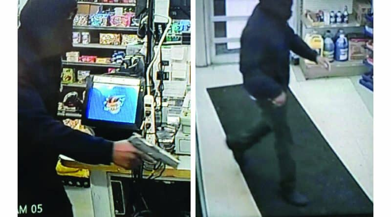 Convenience store robbed at gunpoint in Ingleside