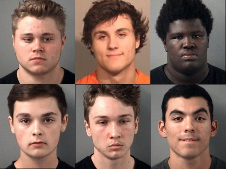 9 charged with Crystal Lake fight that led to stabbing