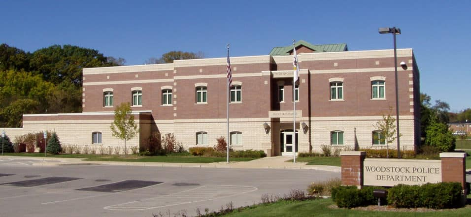 Stock photo of Woodstock Police Department. Photo by Woodstock Police Department.