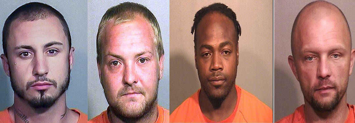 2 more men arrested for home invasion, murder of local Air Force vet in McHenry