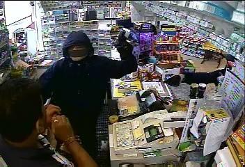 Woodstock Police release multiple videos of security footage in armed robbery
