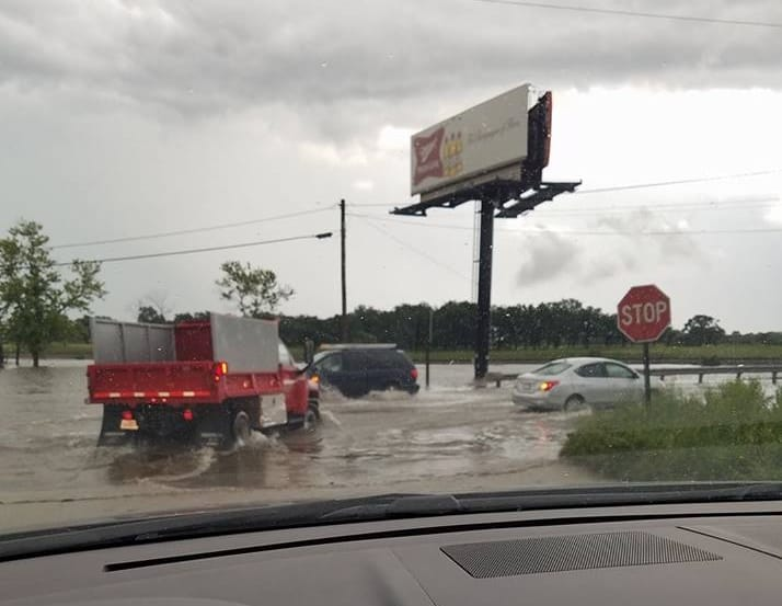 Photo posted on Lake & McHenry County Scanner Facebook page by Monica Ann in Round Lake Park.