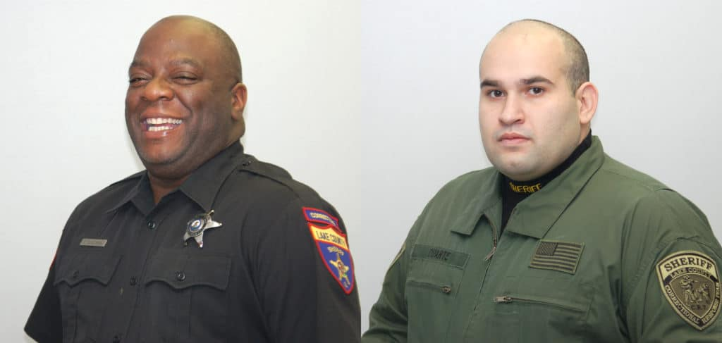 Lake County corrections officers save inmate from committing suicide