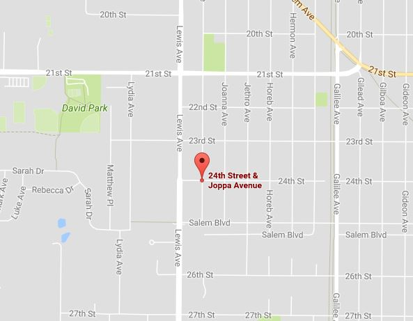 The shooting occurred near 24th Street and Joppa Avenue in Zion.