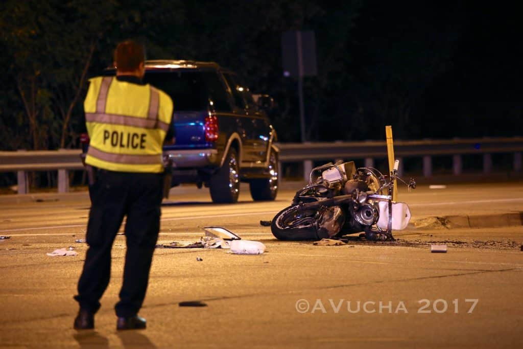 Coroner IDs motorcyclist killed after being struck by teen driving SUV in Crystal Lake