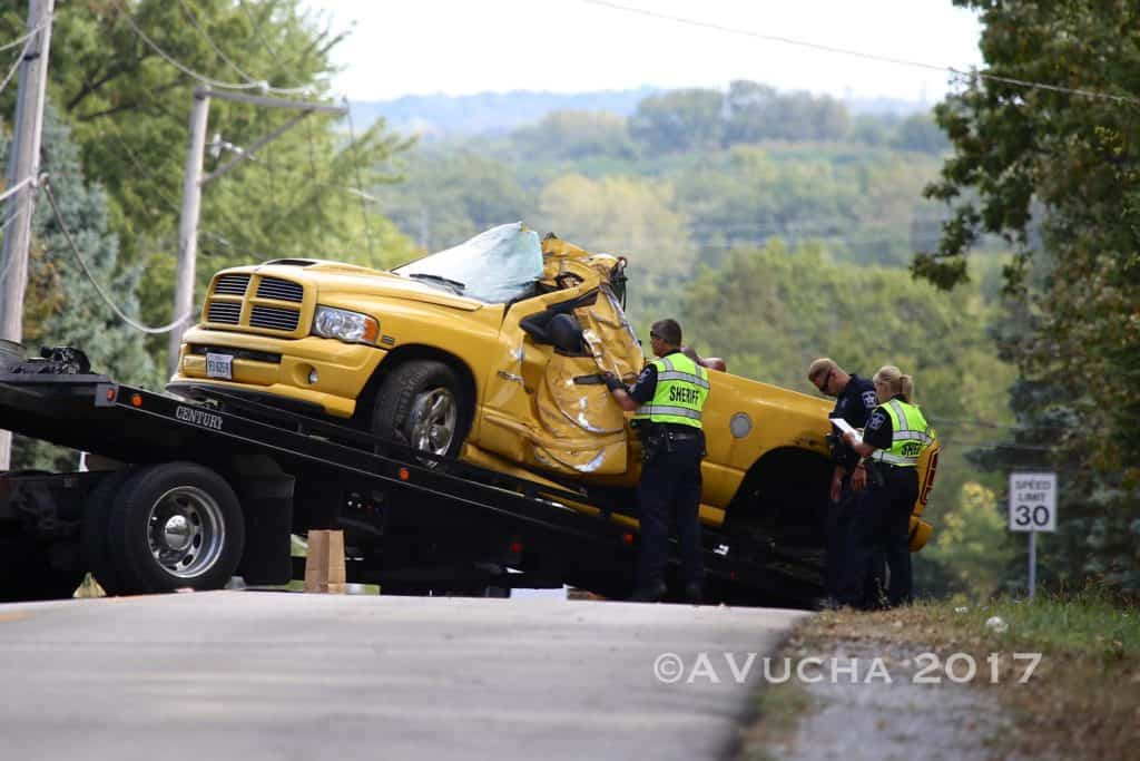 Coroner: Man killed in unincorporated McHenry crash suffered medical emergency