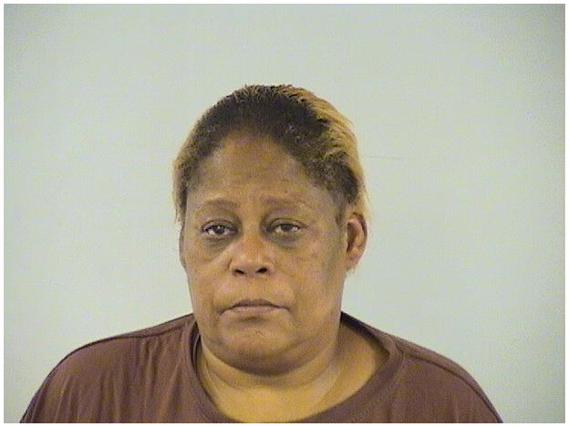 Jewelean Brown, 57, of the 900 block of Broadway Avenue, North Chicago
