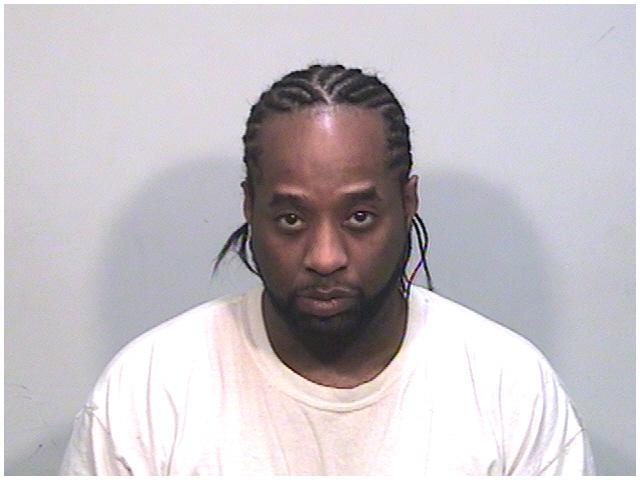 Rickey Turner, 37, of the 2100 block of Gideon Avenue, Zion