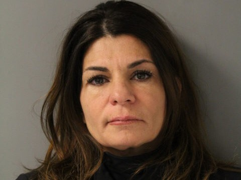 Barrington woman charged after setting her car on fire with flamethrower