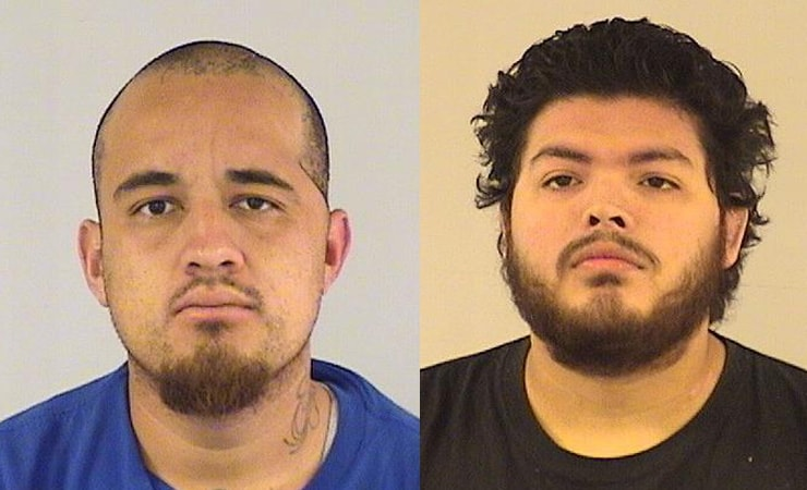 Two fugitives arrested by Lake County Sheriff's Office