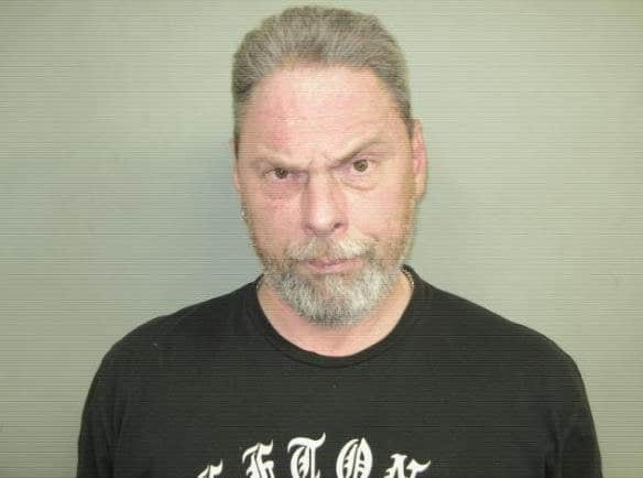James K. Kaiser, 46, of the 1000 block of North River Road in McHenry