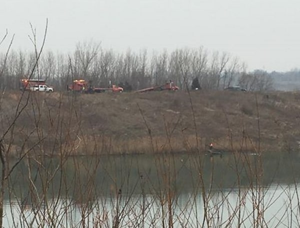 Photo sent to Lake and McHenry County Scanner.