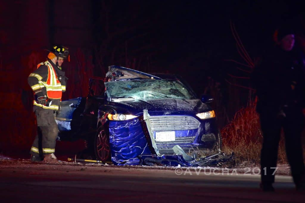 Coroner IDs 22-year-old who died after being ejected in McHenry crash