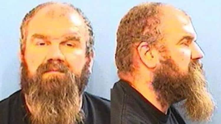 Jeffrey Morrow, 41, of the 2000 block of Walnut Street in Waukegan