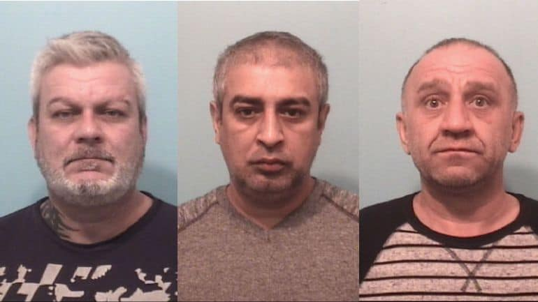 3 charged in connection with ATM skimming scheme in Libertyville