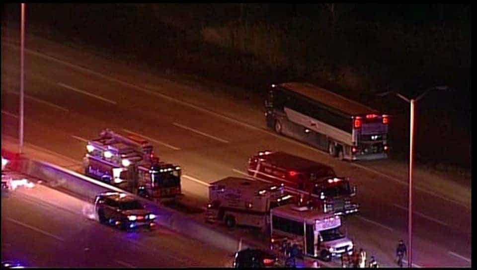 Bus driver in Greyhound bus pursuit removed from duty