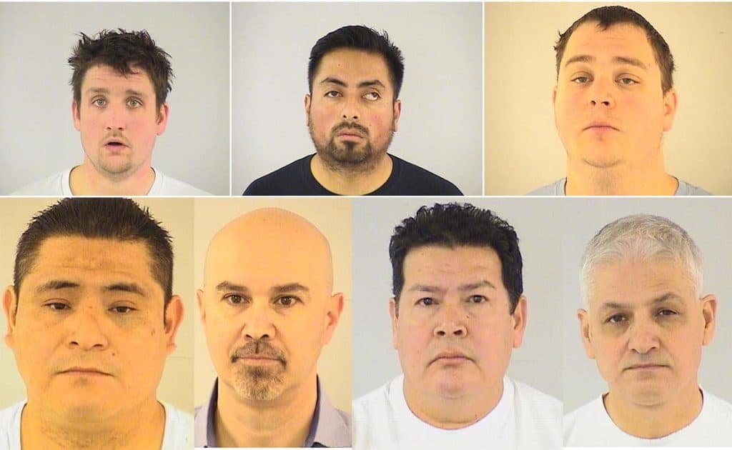 7 men arrested for soliciting sex in Waukegan prostitution sting