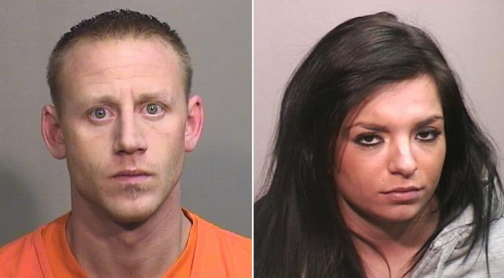 McHenry man and woman arrested in sex abuse, drug investigation