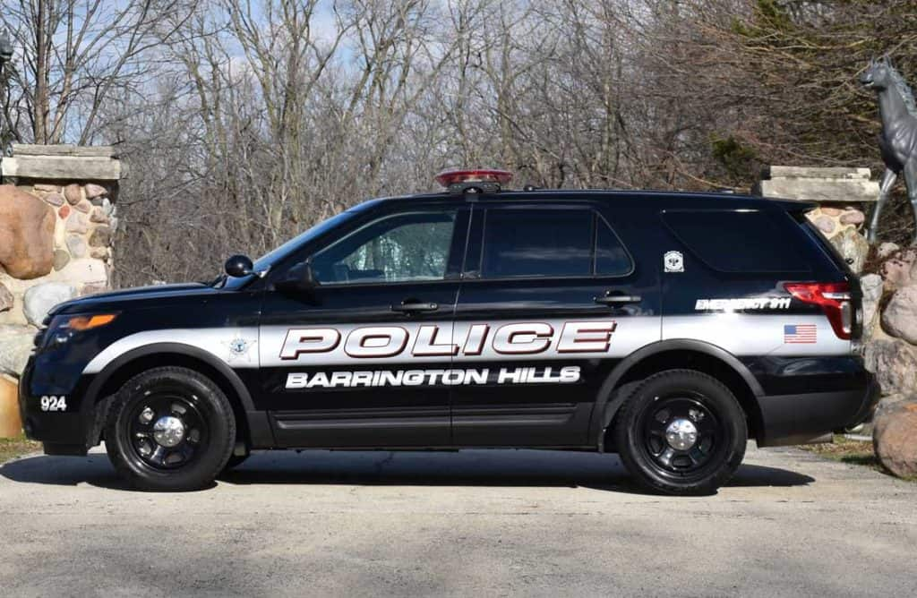 Police searching for vehicle that struck, killed bicyclist in Barrington Hills