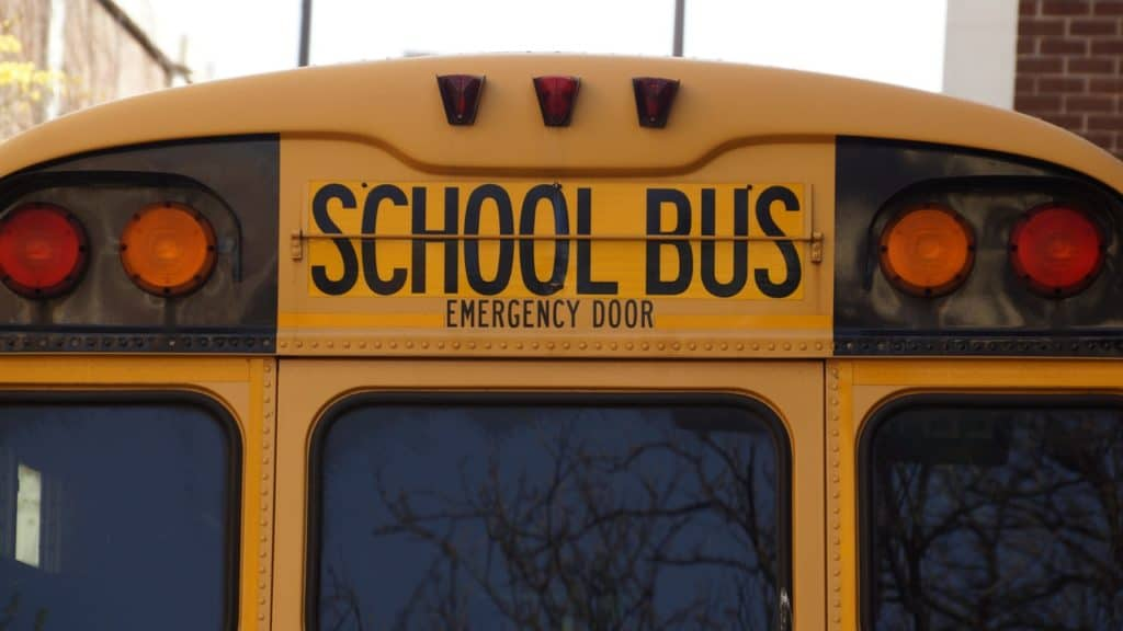 Lake Zurich man arrested after allegedly pushing school bus driver