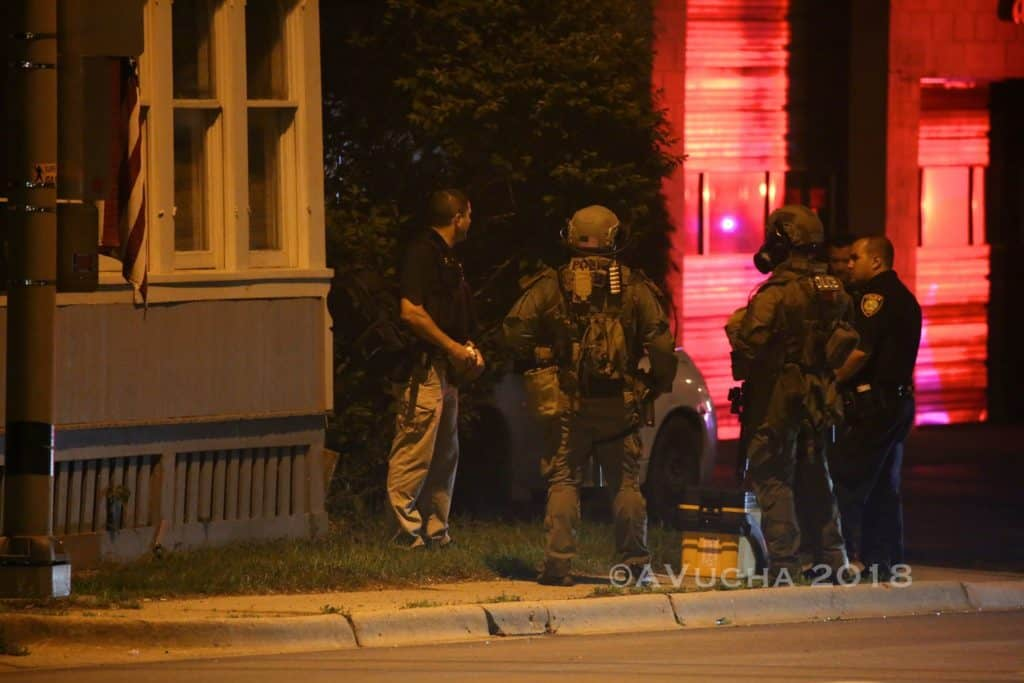 Charges filed against man armed with guns during McHenry standoff