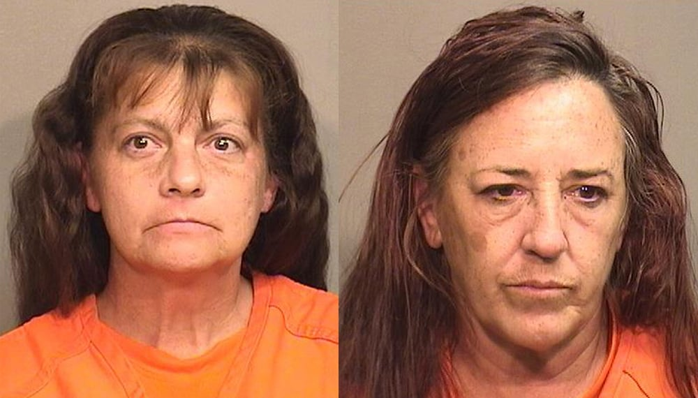 Two women arrested after police bust drug house in Lake in the Hills