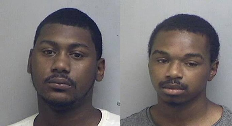 Two men arrested in connection with June 18 shooting in Zion