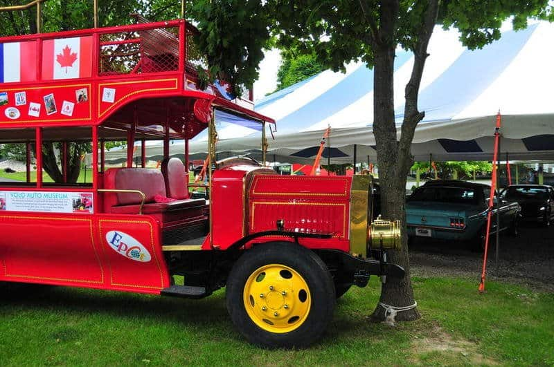 Kids crash antique Disney bus valued at $450,000 into tree at Volo Auto Museum