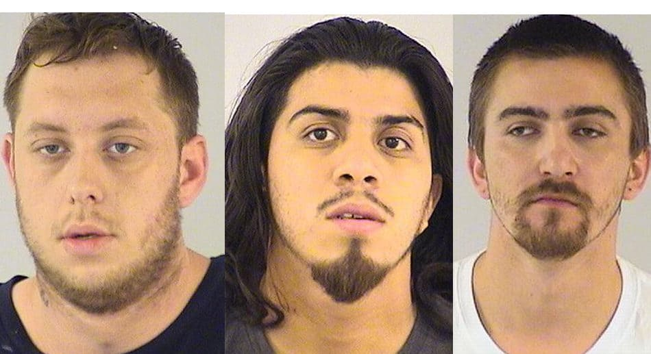Three charged after police find drugs and guns in Waukegan home
