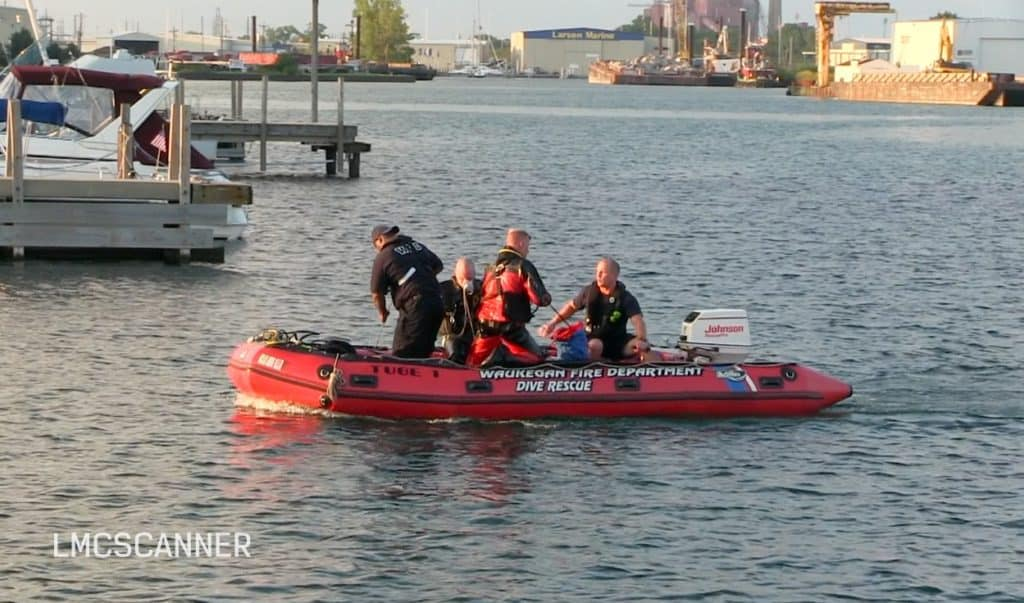 Coroner releases name of child who drowned near Waukegan Harbor