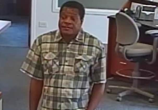 FBI searching for suspect who tried robbing Zion bank