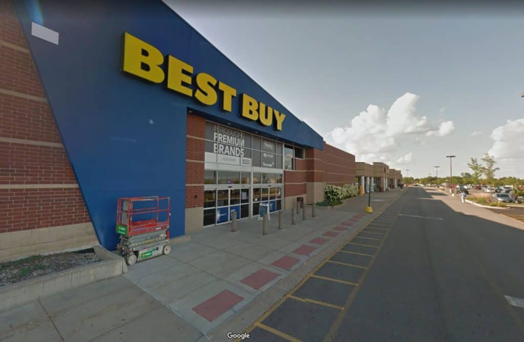 Man robbed during sale of cellphone near Gurnee Best Buy