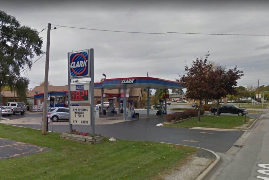 Man with shotgun robs Lindenhurst gas station