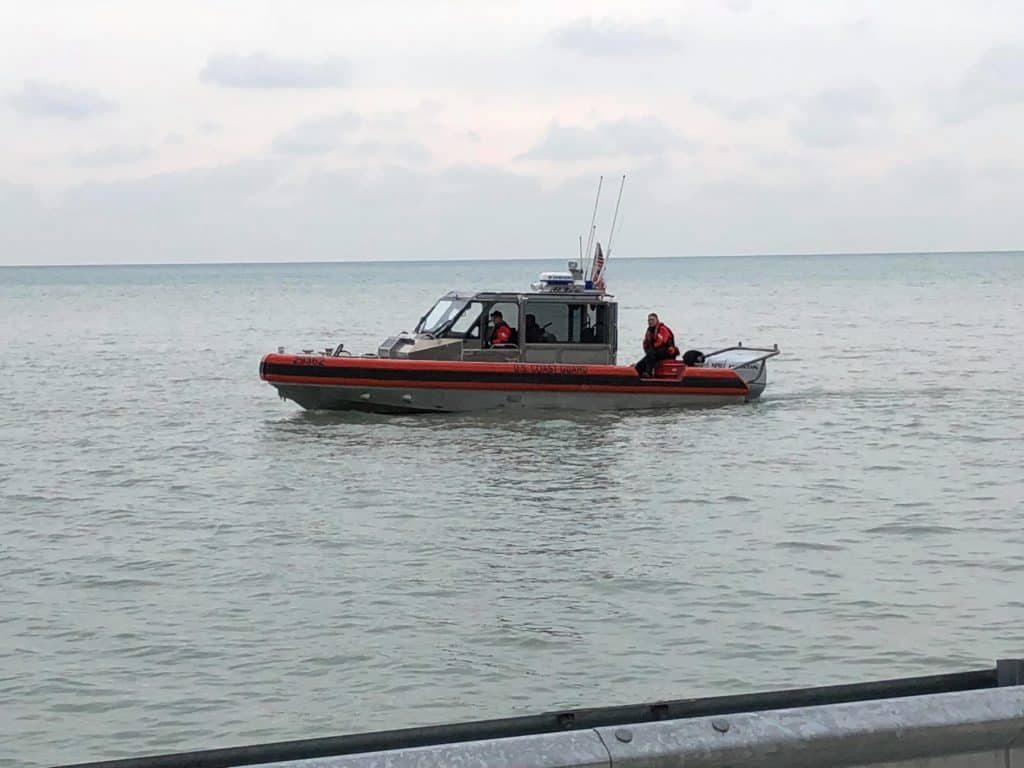 Coroner IDs man who died in Lake Michigan
