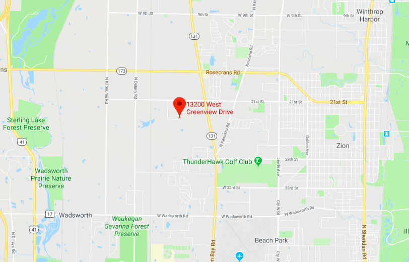 Lake County Sheriff's deputy shoots armed suspect in Wadsworth