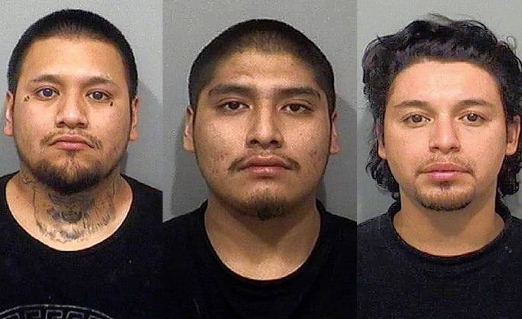 3 men suspected in string of home burglaries arrested