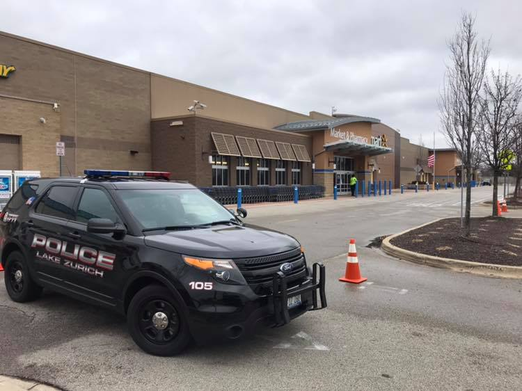 9-year-old boy phoned in fake bomb threat to Walmart in Lake Zurich