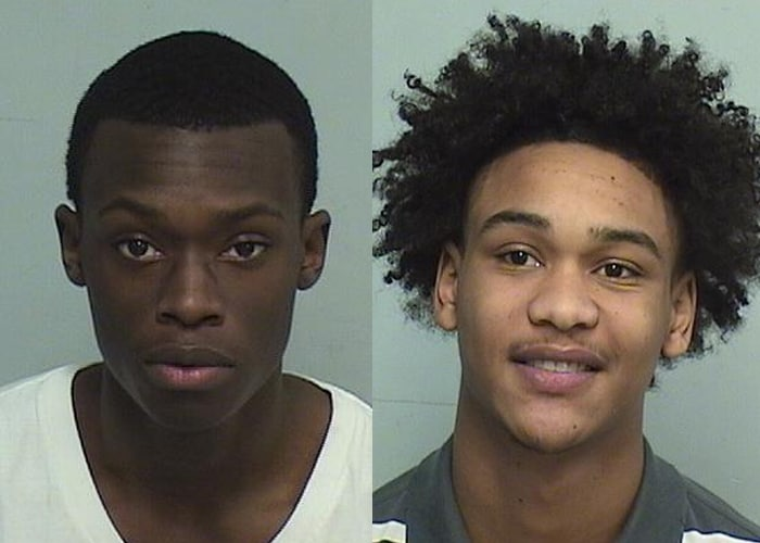 Three suspects arrested after breaking into home, running from police in Beach Park